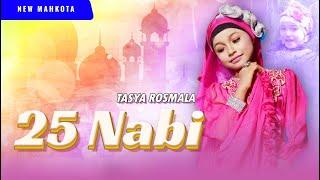 Pertama kali Tasya Rosmala masuk dapur rekaman - 25 NABI  [OFFICIAL VIDEO]
