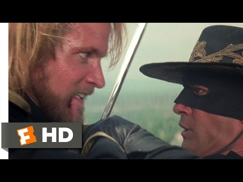 The Mask of Zorro (8/8) Movie CLIP - Zorro's Revenge (1998) HD