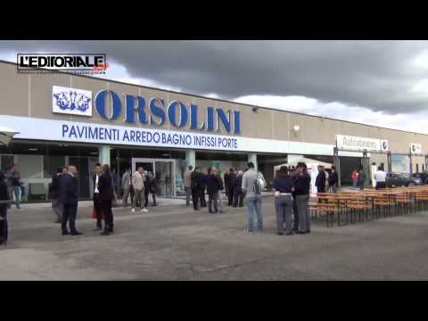 Inaugurazione Showroom Orsolini
