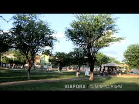 Cidades da Bahia - Igaporã