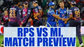 RPS vs MI, Rohit Sharma seeks revenge from Smith, Match 28 PREVIEW. After a 6 game winning streak, MI will take on a RPS in...