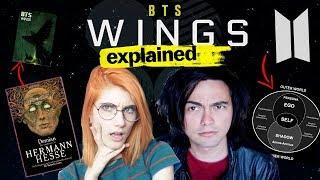 BTS es para INTELECTUALES #2   WINGS EXPLICADO (ft. Alvinsch)