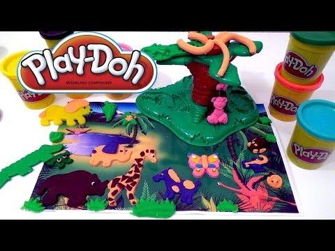 Safari Animal Toys Animals Toy by Hasbro