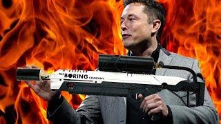 Has Elon Musk Found a Flamethrower Loophole? (Muskwatch w/ Kyle Hill & Dan Casey)