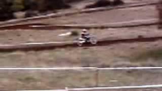 7. Daniel Jordão - Husqvarna TE 250 2005 - CNTT Bragança