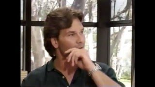 Video Patrick Swayze interview 1988 MP3, 3GP, MP4, WEBM, AVI, FLV Agustus 2019