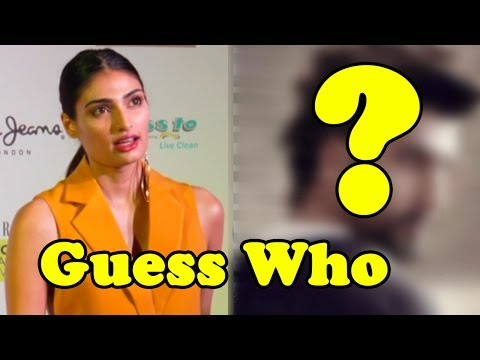 Here's Who Athiya Shetty Thinks Is Stylish In Boll