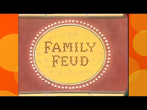 Family Feud (April 29, 1982 | #82_0063): Jorgensen/Brown