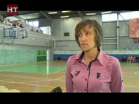 В Великом Новгороде завершился отборочный зональный этап первенства России по баскетболу среди девушек