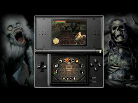 fighting fantasy the warlock of firetop mountain psp review