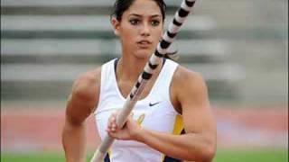 Allison Stokke, beauty will not be in Rio de Janeiro 2016