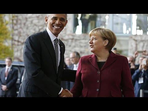 Βερολίνο: Ο Μπαράκ φεύγει, το Brexit έρχεται