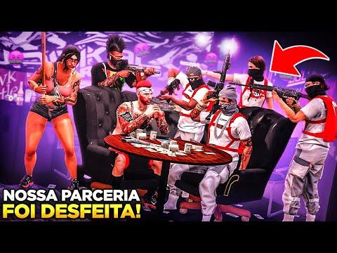 GTA V: VIDA DO CRIME   ACORDO QUEBRADO!!! OS TURCOS VIERAM ME COBRAR PELA MORTE DO MARÇOLA!🔥  EP#65