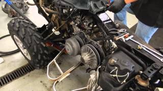 10. Can-am Outlander 400 Engine for sale great running condition.
