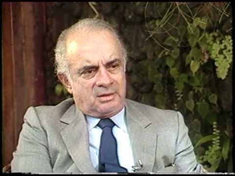 Campaña PLN 1985-86 - Entrevista - Guido Fernandez a Daniel Oduber Quiros