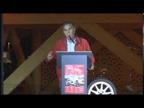 Presentacion 26 Rallye Villa de Adeje Tenerife Trofeo Cicar