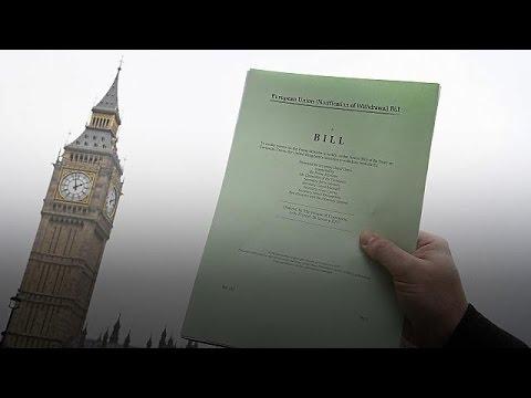 Brexit: 29 Μαρτίου η ενεργοποίηση του άρθρου 50