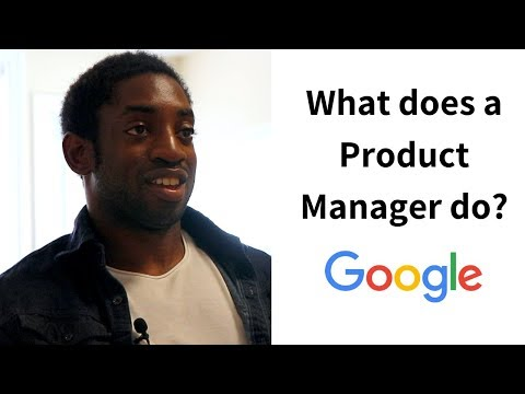 What is Product Management? (Google Product Manager)
