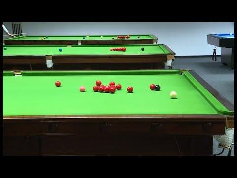 Snooker: Großes Debüt für Schwerin