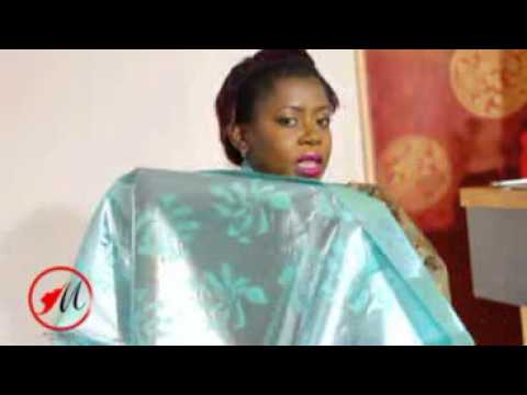 How to tie Sego gele