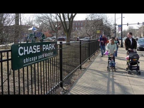 New condos and rowhomes, and Easter eggs at Chase Park