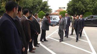 السفير التركي يزور محافظة طولكرم لبحث سبل التعاون