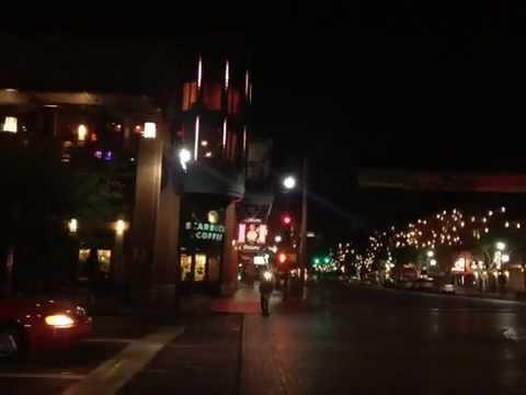 Walking Mill Avenue in Tempe, Arizona Stop Motion