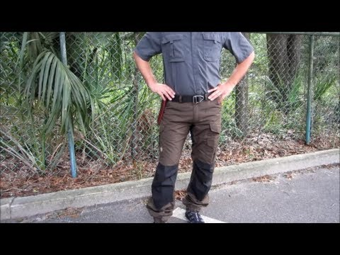 Fjallraven Vidda Pro Trousers Review