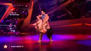 A sneak peak into Rithvik and Asha's performance