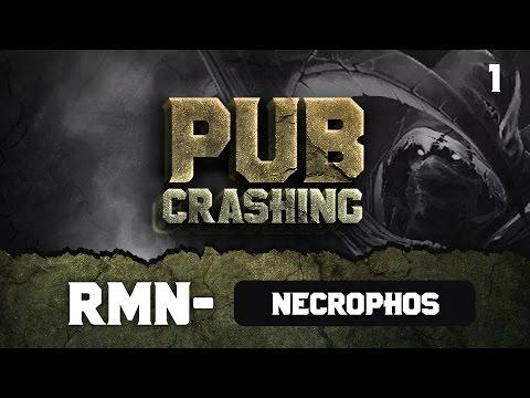 Pubs Crashing: rmN- on Necrophos vol.1