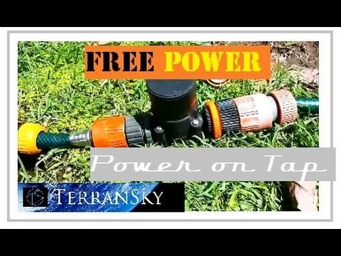 Power on Tap by Ken Killeen