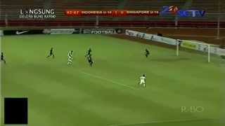 Video INDONESIA U-16 VS SINGAPORE U16 (3-1) FRIENDLY MATCH 5TH DECEMBER 2014 MP3, 3GP, MP4, WEBM, AVI, FLV April 2018