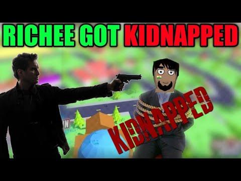 RICHEE GOT KIDNAPPED || SASTI GTA V || HARSH IN GAME || #27