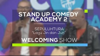 Video Lagu Jin dan Jun - Sepuluhtura (SUCA 2 - Welcoming Show) MP3, 3GP, MP4, WEBM, AVI, FLV November 2018