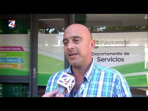 Marco García confirmó su alejamiento de Servicios. Dijo que continuará cumpliendo la suplencia de Caraballo