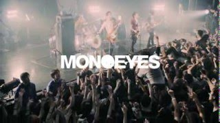 """MONOEYES Cold Reaction Tour 2015 At Studio Coast"" Trailer"