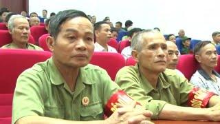 TP Uông Bí: Lễ ra mắt lực lượng dân phòng PCCC thành phố năm 2016