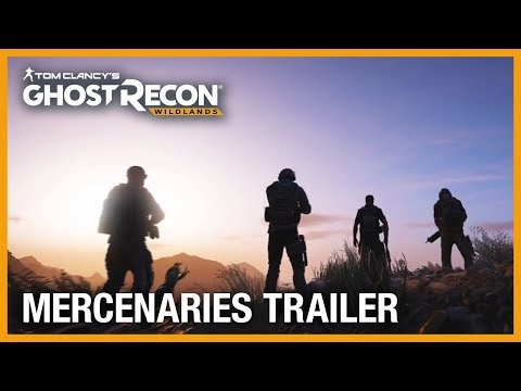 Tom Clancy's Ghost Recon Wildlands: Mercenaries Trailer | Ubisoft [NA]