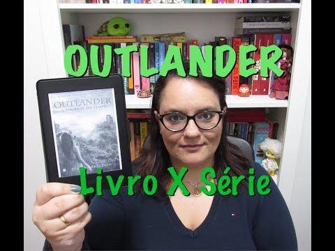 OUTLANDER | LIVRO X SÉRIE DE TV | Ep. #75