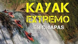 En esta Expedición MD un grupo de kayaquistas y amantes de la adrenalina viajaron a Chiapas para vivir una experiencia extrema en el río Santo Domingo, dentro del Parque Nacional Lagunas de Montebello. Este río se caracteriza por ser el que tiene mayor desnivel del todo el mundo; ¡conócelo!