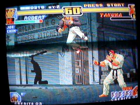 telecharger king of fighters 99 neo geo