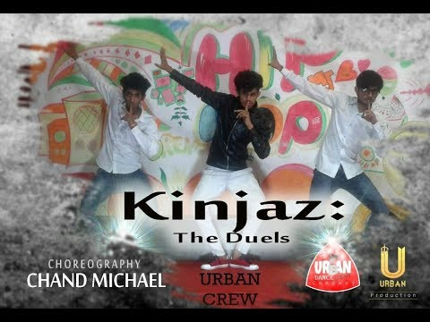 Kinjaz indian ! Robortik popping  Dance ! Urban dance dream company ! Urban crew ! new dance choreog