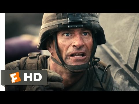 Battle: Los Angeles - Destroying the Alien Drone Scene (3/10) | Movieclips