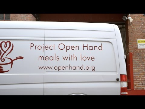 Project Open Hand's Success Story