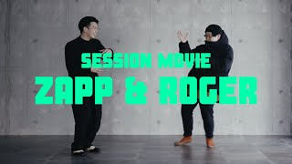 So-ki☆ & リチャード – Zapp & Roger SESSION MOVIE