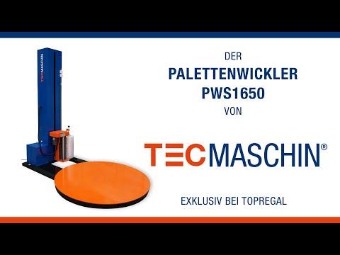 Produktvideo Palettenwickler PWS1650