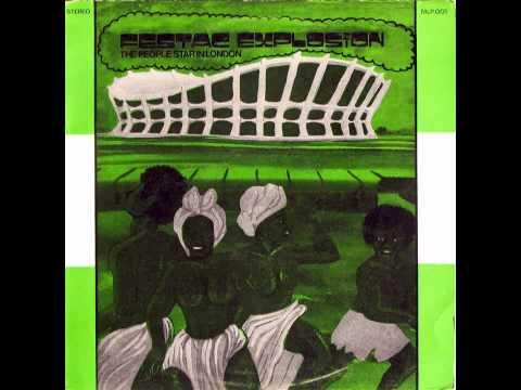 (Osita Osadebe 1973) The People Star In London – Festac Explosion vols. 1 & 2