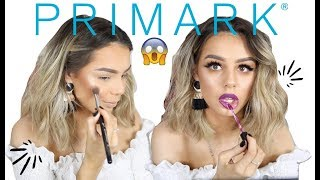 Video YOU CAN'T BE SERIOUS?! | FULL FACE OF PRIMARK MAKEUP (SUPER AFFORDABLE) MP3, 3GP, MP4, WEBM, AVI, FLV Januari 2018