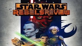 Star Wars Rebels Review - Season 3 Episode 11 Visions and Voices by Collider
