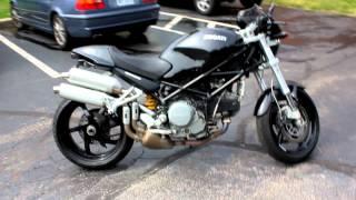 5. 2007 Ducati Monster S2R 800